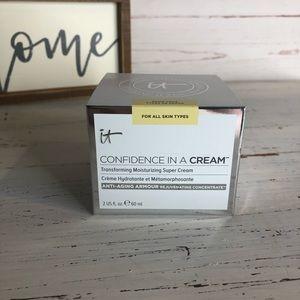 It cosmetics moisturizer